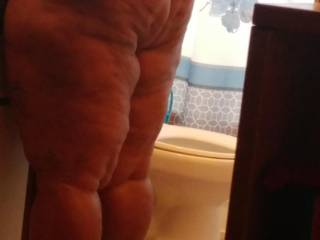 Bbw this 56 years old big booty and juicy