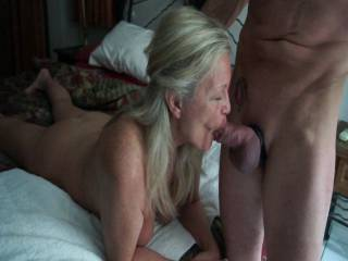 Great blowjob in Mexico...waiting for the eyes....