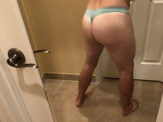 New thong, what do you think?