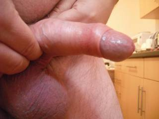 I humbly dedicate this pic of my prick and balls to my three lady friends, fellow ZOIG members ssenior, msfanny and voltage 3001, hope you like what you see, babes, lol xxxxxxxx
