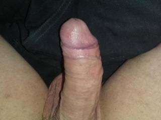 What do you think of my cock ?