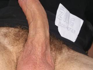 another pic of my cock