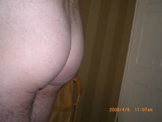 my smooth round bottom ready for a spanking and something else?email me and tell me I love dirty talk.