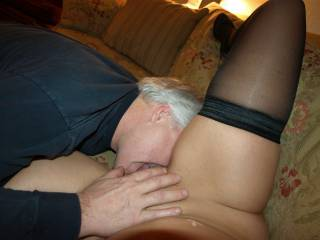 Who wants to experience date night at my place? Cum over and have a seat, the show is about to begin. Are those cocks stiff and all lubed up yet, I\'m waiting.