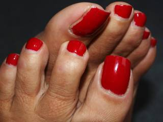 You like them long & red?