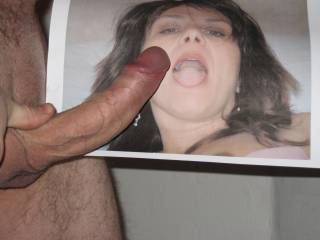 Open mouth tribute.....so horny ;)