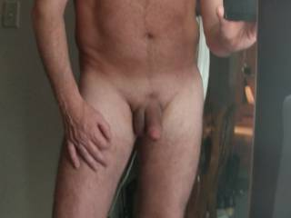 Just a body shot after tanning. Like ?