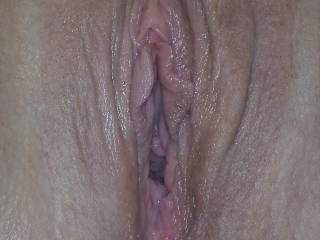 close up of my pussy, get licking and moisten me up ready for some hard cock ! x