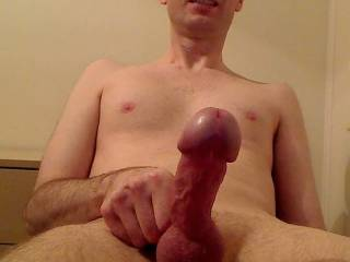 Would you like to suck on this?