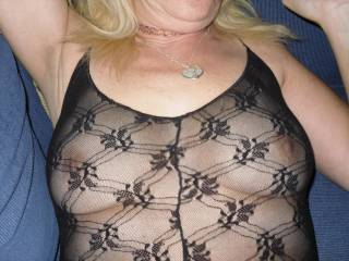 Amazingly sexy.I would just love to spurt a load of hot spunk all over you whilst you lay back in your sexy lingerie.xx