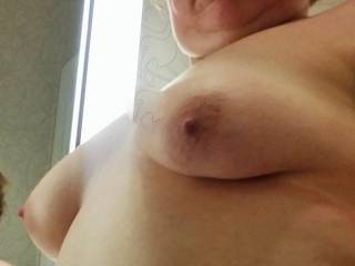 I think I need my nipple sucked on