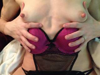 How do my tits look like this?