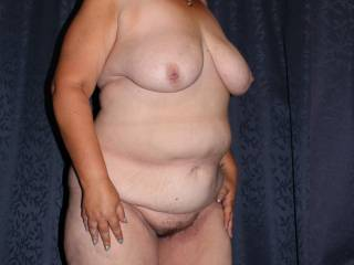 My naked body for you bbw lovers to enjoy x