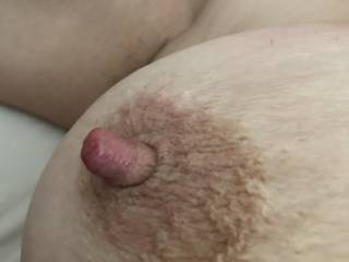 Ready to suck on them nice nipples