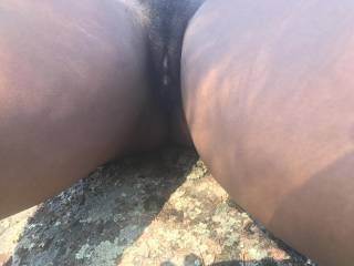 after sex outdoors