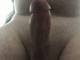 I just can't ever get enough of this hard cock! I would love another lady to join me!