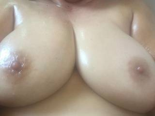 oiled and ready