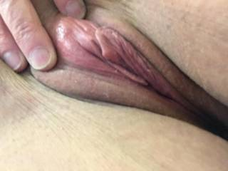 My clit needs some attention.