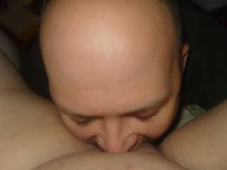 Enjoying my Girlfriends pussy as she cums in my mouth.