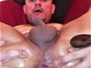 my stretched fucked hole would u taste it deep before u use it and fuck it again?