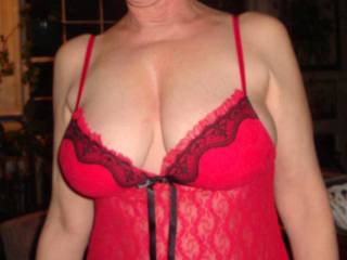 Lingerie show from Valentines Day