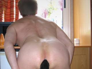 You have such an inviting, fuckable ass!