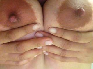 Can someone suck my TITTS?