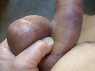 my balls are full again, need to jerk off a few times today