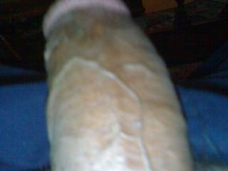 my dick ready to put in the pussy