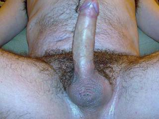 All shaven and oiled