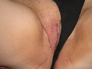 mmmm would love to slide my pierced cock in that tight sweet pussy