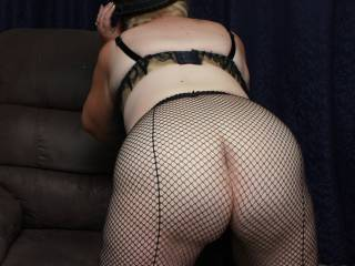 A couple of my bbw butt in pantyhose. I know some out there will LOVE these x