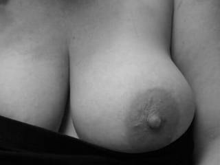 I really need to start wearing a bra when I go out don't you think ....
